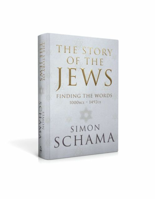 Story of the Jews: Finding the Words (1000 BCE - 1492)-ExLibrary
