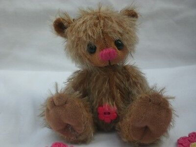 Bastelset Bärenmädchen PIXI* 12 cm von *gelibären*