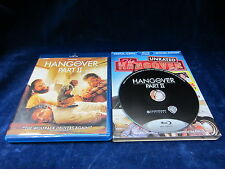 The Hangover Part II Blu-Ray Disc