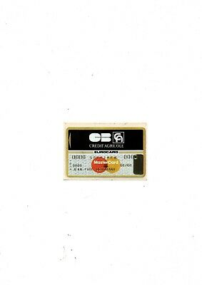 STICKER PORTUGAL CARTE BANCAIRE CREDIT CARD CB  AUTOCOLLANT STICKER CC071