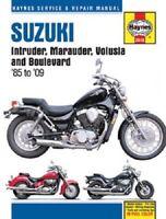 Haynes Manual Suzuki Vz800 Marauder 1997-04 & Boulevard C50, M50 & S50 2005-06