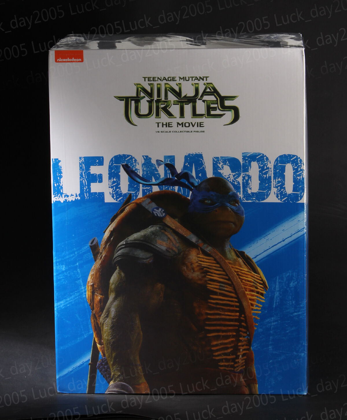 ThreeZero Teenage Mutant Ninja Turtles THE Move Leonardo 1/6 Figure