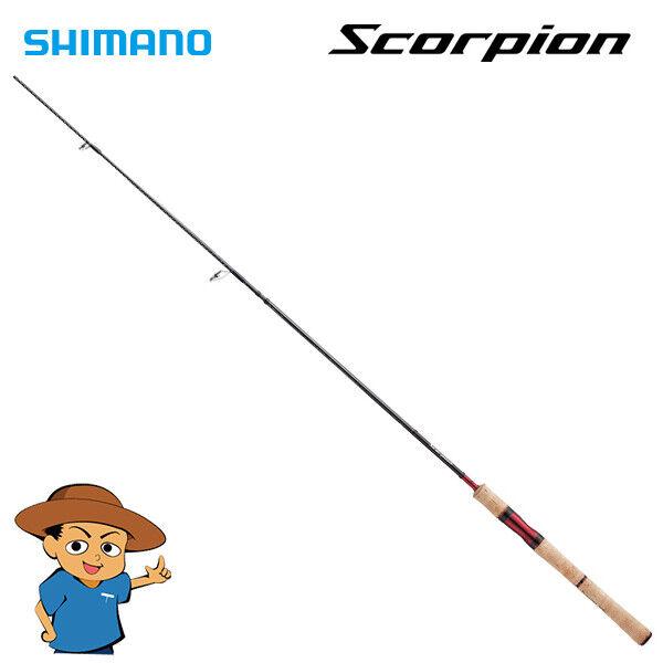 Shiuomoo SCORPION 2602R5 spinning fishing rod 2019 modellolo from JAPAN