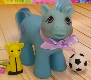 My Little Pony Vintage G1 Lucky the Stallion Baby Brother Mail Order MLP 1985