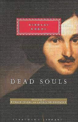 1 of 1 - Dead Souls (Everyman's Library Classics)-ExLibrary