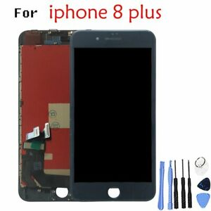 LCD-Digitiser-Touch-Screen-Assembly-Replacement-FOR-iPhone-8-Plus-5-5-034-Black