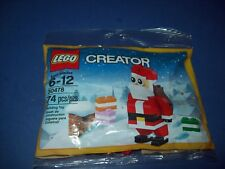 Lego Creator 30008 Snowman NEW /& sealed Great Stocking Stuffer