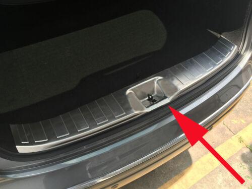 Rear Inner Bumper Protector Cover for 2015-2018 Nissan Murano Steel Trim Full