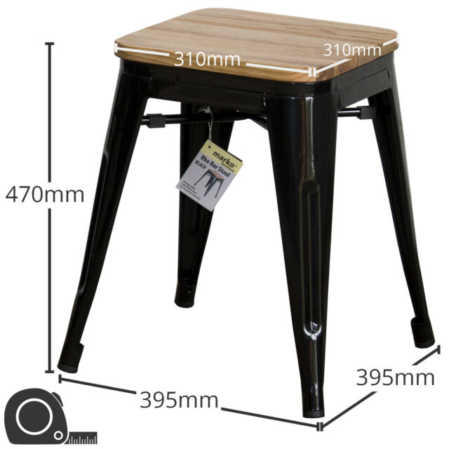 Prime Tolix Style Rustic Vintage Metal Bar Stool Design Kitchen Dining Seat Furniture Caraccident5 Cool Chair Designs And Ideas Caraccident5Info