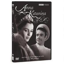 Anna Karenina (1961), New DVD, Claire Bloom, Sean Connery,