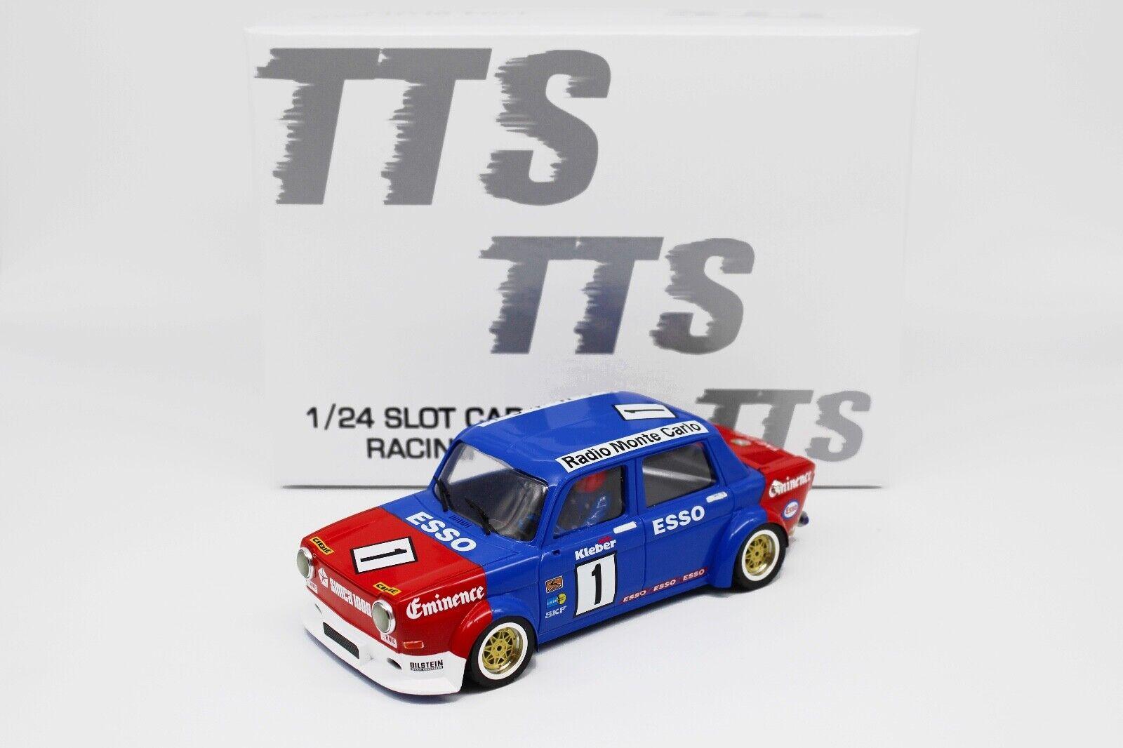BRM TTS 025 Simca 1000 Rallye Esso No.1 1 24