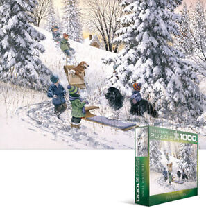 Laird - Its your Turn 1000 PIECE JIGSAW PUZZLE EG60000613 - Eurographics