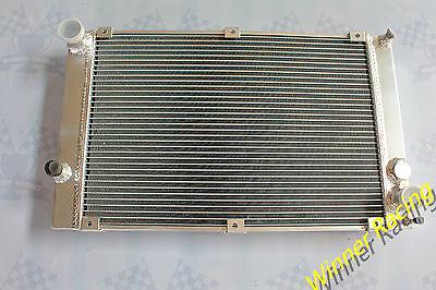 Ajuste TVR 2500M 2.5L de 1972-1977; 3000M 3.0L 1972-1974 m//t 56MM Radiador De Aluminio