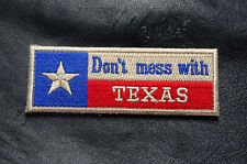 USA Gadsen don/'t tread on me 1775 Flag EMBROIDERED PATCH 8x6cm Badge