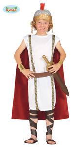GUIRCA-Costume-soldato-romano-centurione-carnevale-bambino-mod-8118