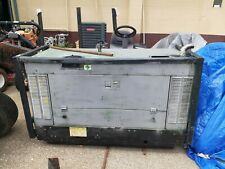 Red D Arc D302k Kubota Diesel Engine Welder Generator A X