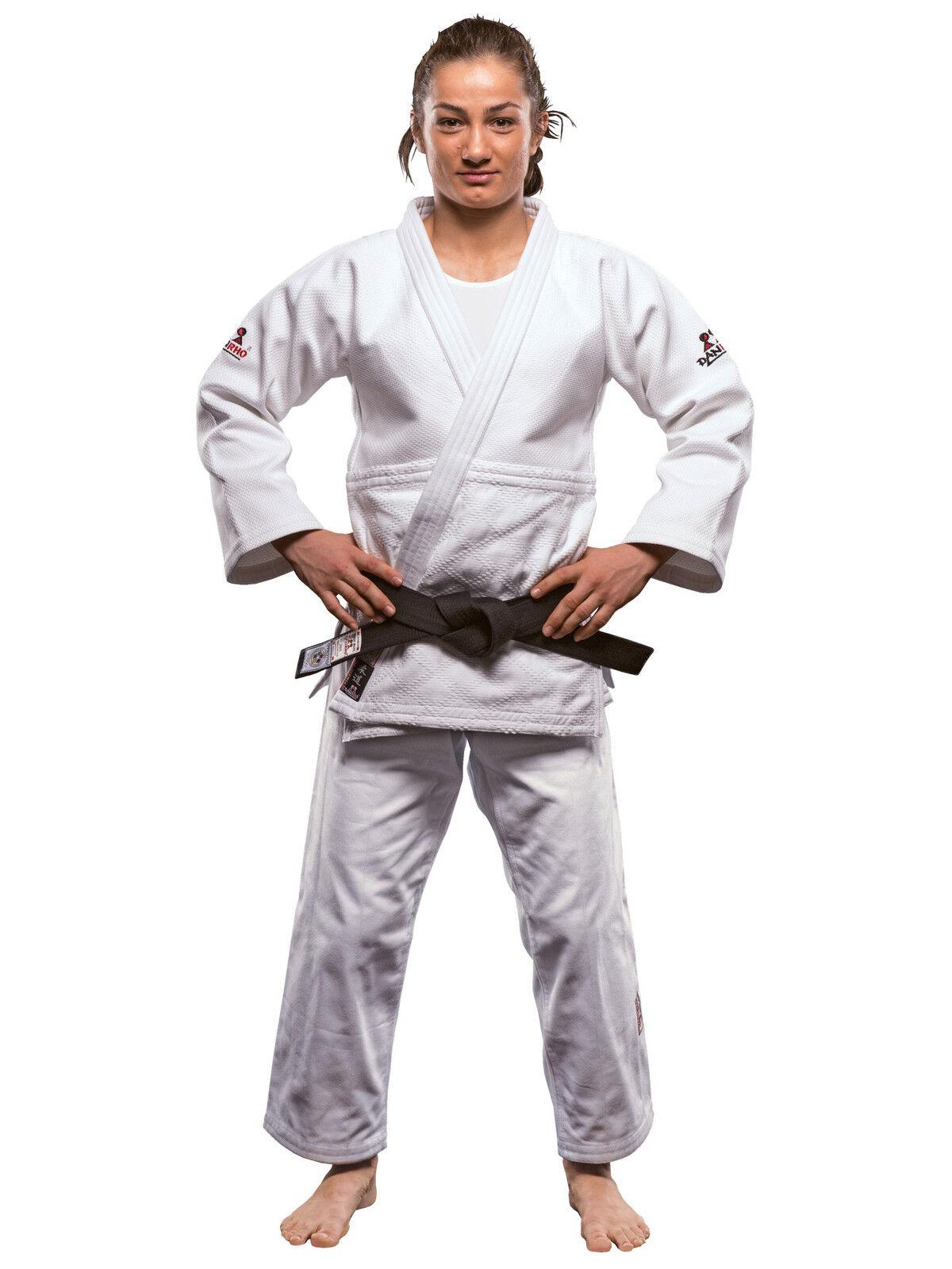 Kwon- Kwon- Kwon- Judo Anzug  Ultimate  750 IJF weiß. Gi. Kimono. 150-200 in M. Baumwolle. 05265e