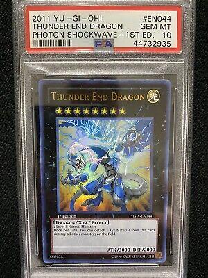 PHSW Yu-Gi-Oh Photon Shockwave 1st Edition 99p Single Cards