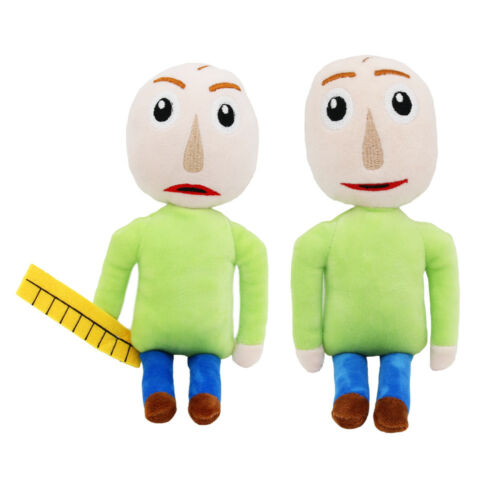 Baldi/'s Basics in Education and Learning Plush Figure Toy Playtime Stuffed Doll