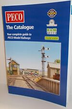 Peco - The Catalogue - 168 Pages - New Edition.