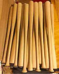 Details about Maple Wood Baseball Bats Game Ready