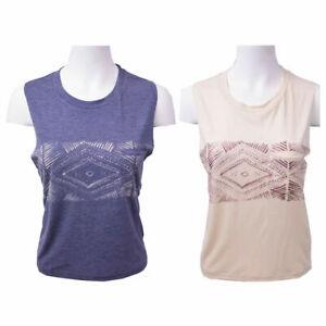 Roxy-Women-039-s-Tropical-Palms-Muscle-Tank-Retail-28