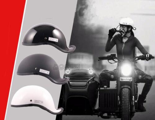 TT/&CO Motorcycle Helmet Off Road Helmet FRP Half Helmet Big Gangster Helmet