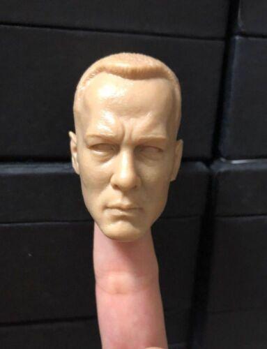 "Escala 1//6 Personalizada Cabeça Esculpida por 12/"" Figura De Corpo Hot Toys"