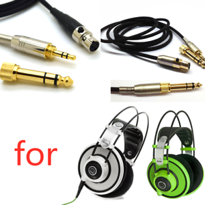 OFC Wire Headphone Cable Replacement for AKG Q701 K702