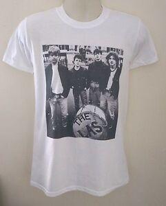 The-La-039-s-t-shirt-paul-weller-the-jam-oasis-smiths-blur-suede-cast-verve-mod