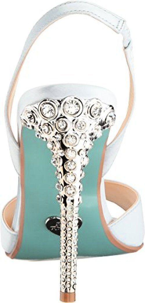 bluee by Betsey Johnson Women's Sb-Naomi Dress Sandal - NEW Size 7