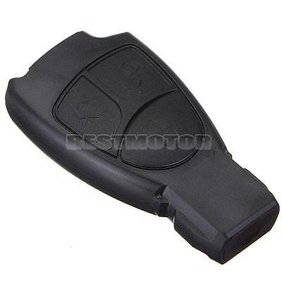 REPLACEMENT 3 BUTTON REMOTE KEY FOB CASE SHELL FOR MERCEDES BENZ C E ML S CLK