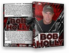 Bob Holly Wrestling Shoot Interview DVD, WWE WWF Spark Plugg Hardcore