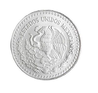 Silber / Silver Mexiko / Mexico  Libertad (Onza) 1/20 OZ 2015