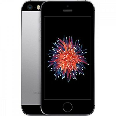 APPLE IPHONE SE 32GB SPACE GRAY NERO 4G GARANZIA ITA 24 NUOVO MAI APERTO 32 GB