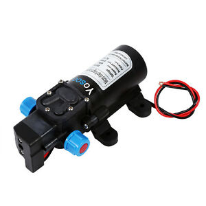 60W-12V-80psi-Water-Pump-High-Pressure-5L-min-Self-Priming-Caravan-wan