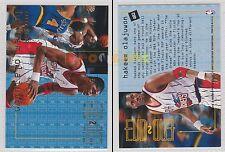 NBA FLEER 1995-1996 SERIES 2 - Hakeem Olajuwon, Rockets # 482 - Mint