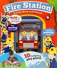 Fire Station Activity Book and Playset by Parragon Books Ltd (Paperback / softback, 2015)