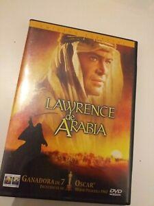 Dvd-LAWRENCE-DE-ARABIA-GANADORA-7-OSCARS-edicion-especial
