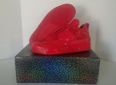 timeless design 77452 90321 1000 Authentic DS Nike Air Jordan 11lab4 University Red October Sz 10.5