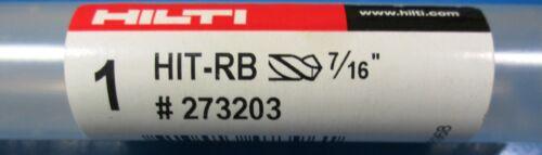 "Hilti Hit-RB 7//16/"" #273203 Metal Brush 5½/"" Length"