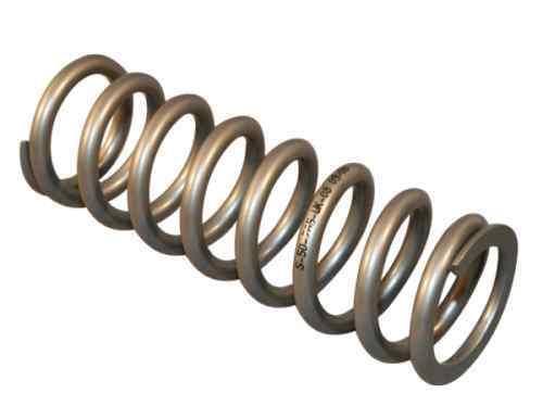 Amortiguadores resorte Suzuki DRZ 400 shock Spring amortiguadores resorte rate 42-64 N//mm
