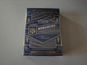 MONARCHS-GOLD-BICYCLE-DECK-OF-PLAYING-CARDS-POKER-SIZE-MAGIC-TRICKS-COLLECTOR