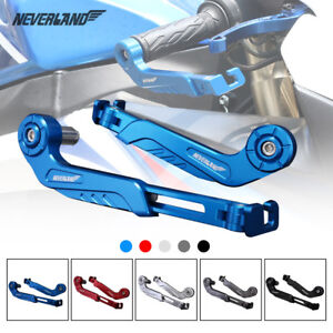 22mm Motorcycle Brake Clutch Lever Protector Handlebar Hand Guard AltronGuard