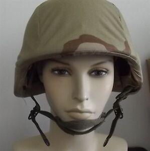 Vintage-Unicor-M7-Military-Helmet-Liner-Cover-amp-Chin-Strap