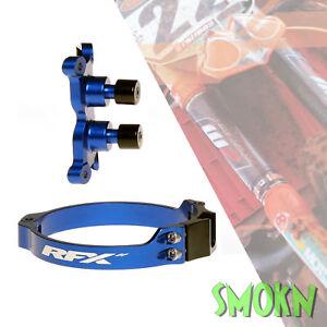 Rfx-Double-Commande-Lancement-Husqvarna-FC-Fx-250-350-450-14-19-Bleu