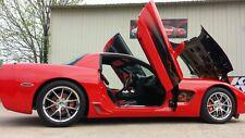 """Chevrolet Corvette """"C5"""" 97 98 99 00 01 02 03 04 05  VDI Bolt On lambo door kit"""