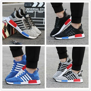 New Men's fashion casual outdoor sports shoes breathable running Athletic shoes