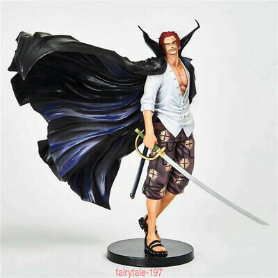 Anime ONE PIECE COLOSSEUM Scultures WORLD VOL1 Shanks Figure Xmas gift in Box