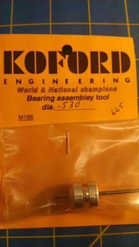 II horizontal motor brushes Koford S.B.F 6 Pair